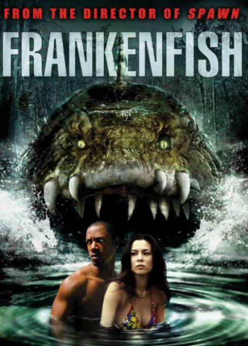 frankenfish terreur dans les bayous