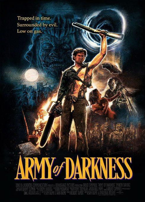 L'armée des ténèbres