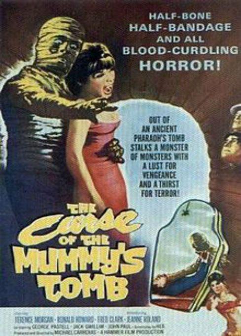 Les Maléfices de la Momie