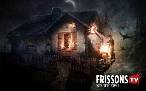 frissons Tv page