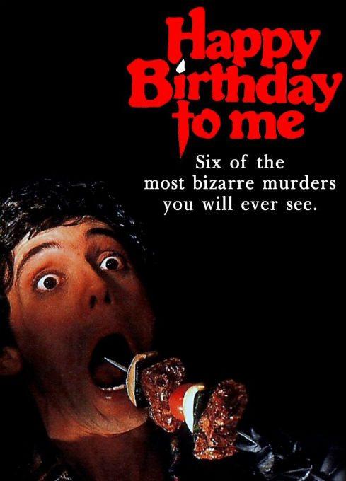 Happy Birthday : Souhaitez ne jamais être invité