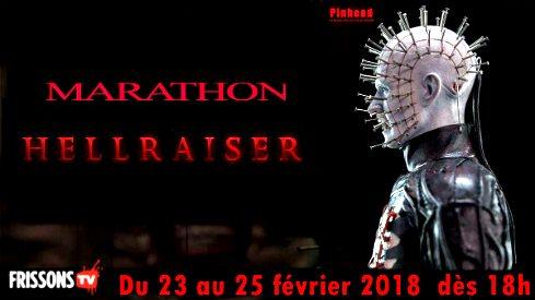 hellraiser marathon