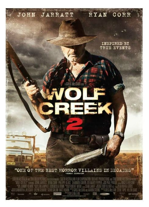 Terreur à Wolf Creek 2