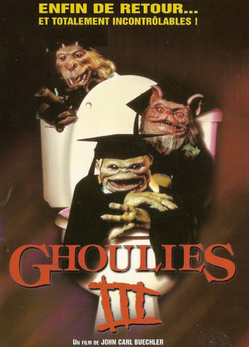 GHOULIES 3 v.f
