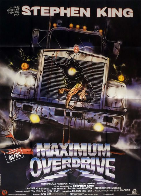 MAXIMUM OVERDRIVE v.f