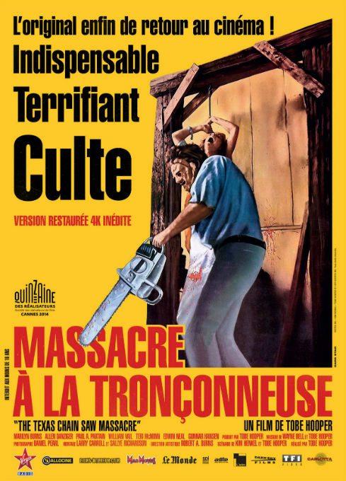 MASSACRE A LA TRONCONNEUSE (Version Restaurée)