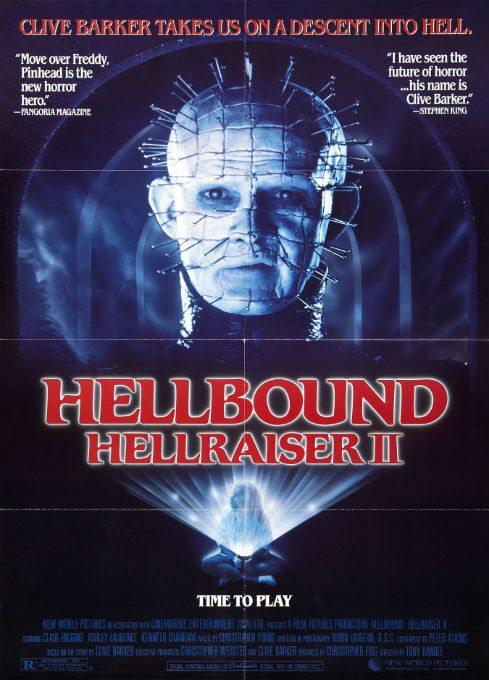 HELLRAISER 2: LES ÉCORCHÉS