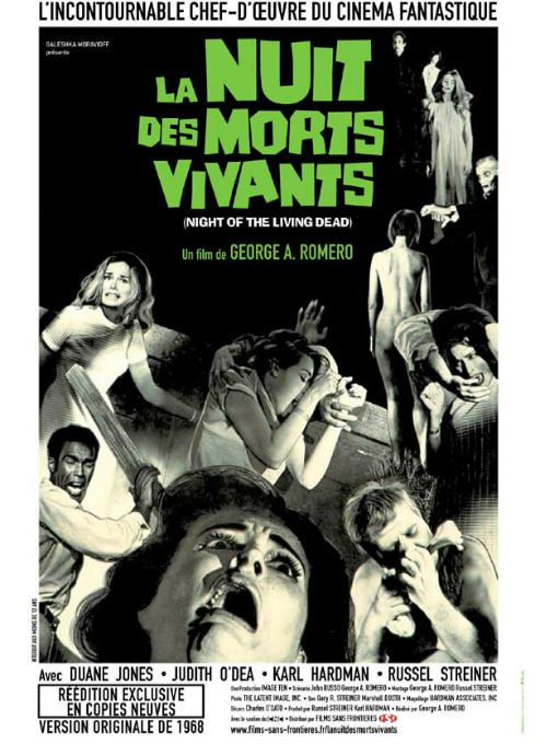 LA NUIT DES MORTS VIVANTS (1968)