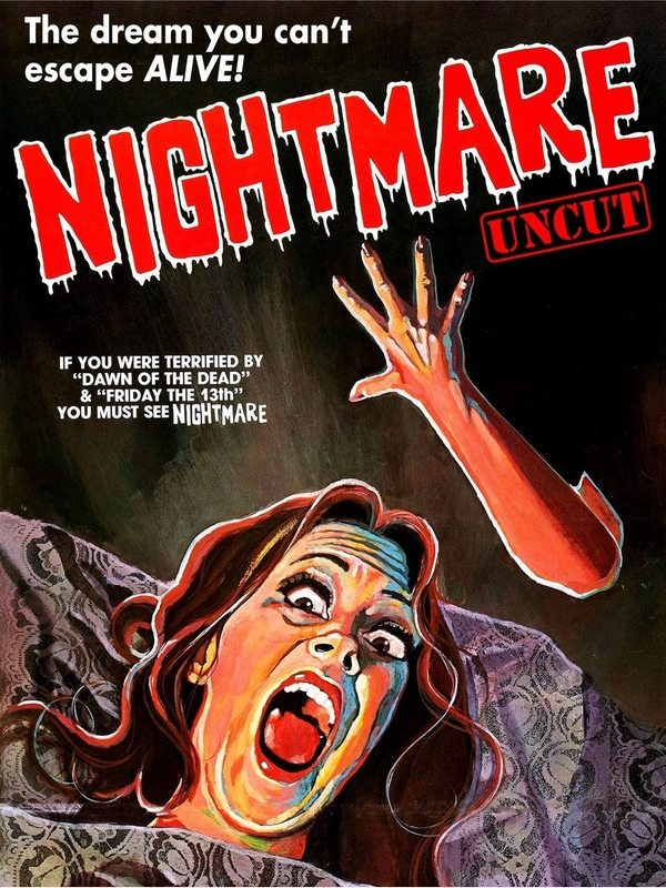 NIGHTMARE: CAUCHEMARS À DAYTONA BEACH