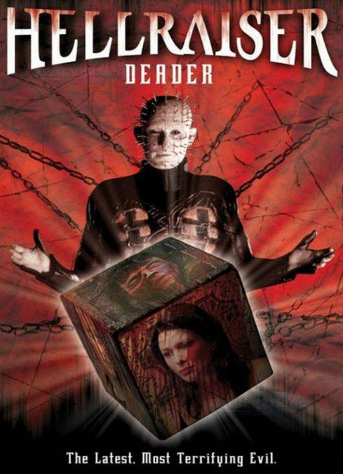HELLRAISER 7: DEADER V.F