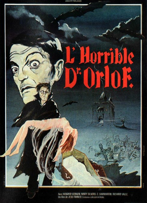 L'HORRIBLE DR.ORLOF