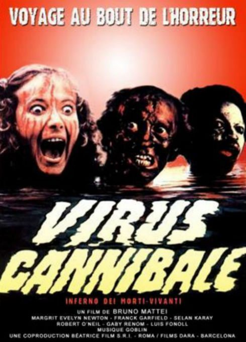 VIRUS CANNIBALE