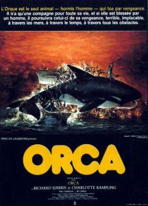 ORCA: LA BALEINE MEURTRIÈRE