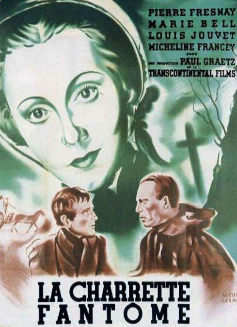 LA CHARETTE FANTOME (1940)