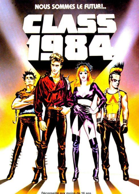 CLASSE DE 1984