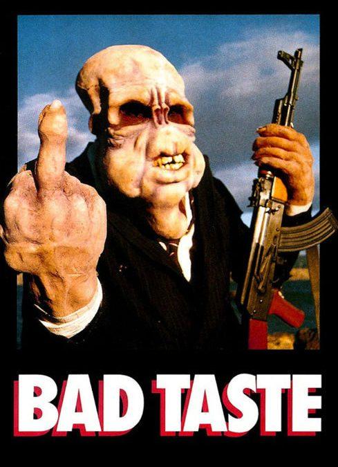 BAD TASTE V.F