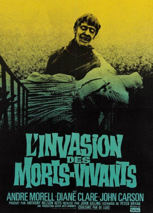 INVASION DES MORTS-VIVANTS