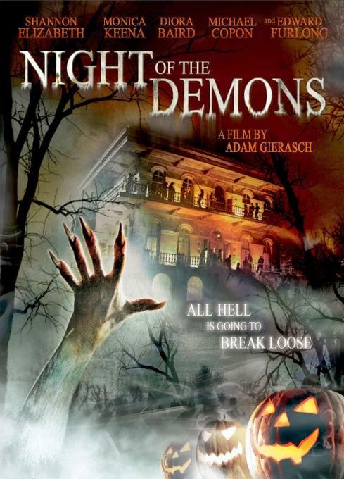 LA NUIT DES DÉMONS (2009)