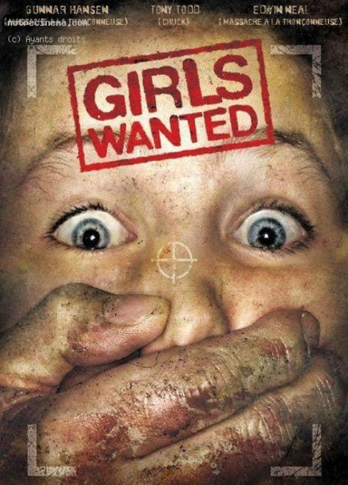 GIRLS WANTED