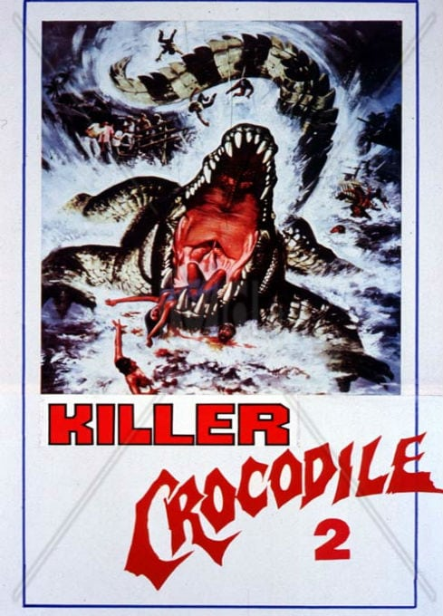 KILLER CROCODILE V.F