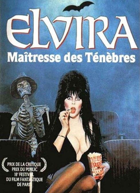 ELVIRA MAITRESSE DES TÉNÈBRES