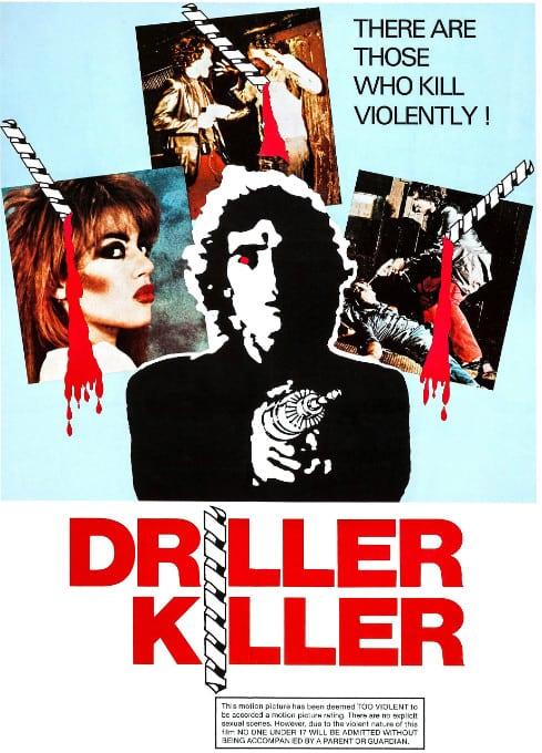 DRILLER KILLER V.F