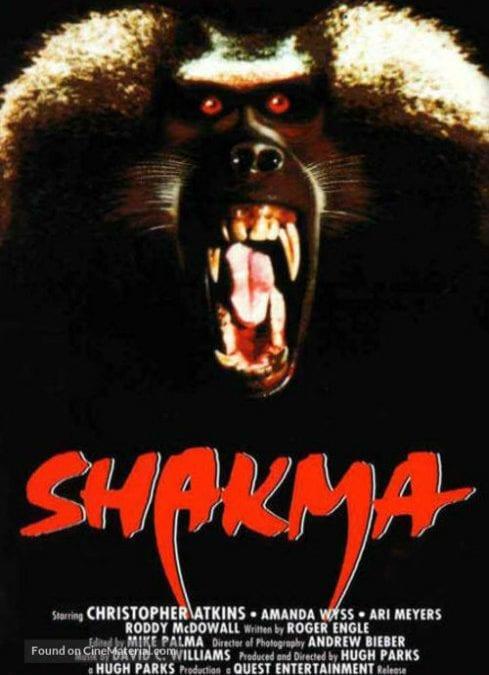 SHAKMA V.F