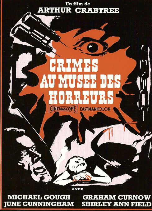CRIMES AU MUSÉE DES HORREURS