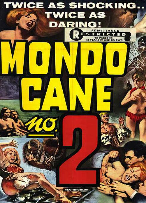 MONDO CANE 2 V.F