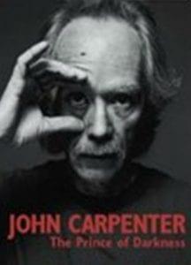 PORTRAIT DE JOHN CARPENTER