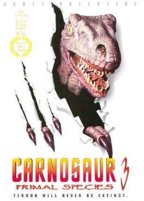 CARNOSAUR 3 v.f