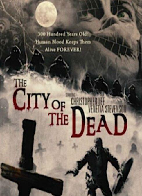 LA CITÉ DES MORTS