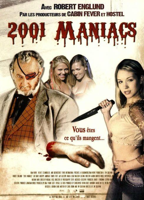 2001 MANIAQUES