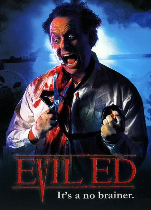 EVIL  ED VF