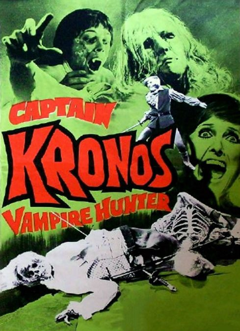 CAPITAINE KRONOS: CHASSEUR DE VAMPIRES