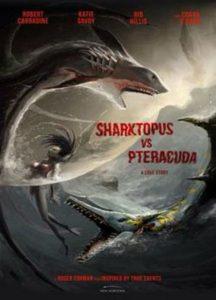 SHARKTOPUS VS PTERACUDA V.F