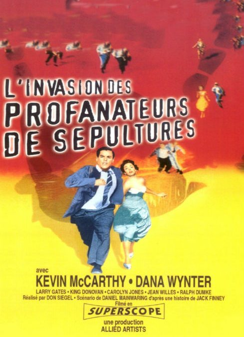 L'INVASION DES PROFANATEURS (1956)