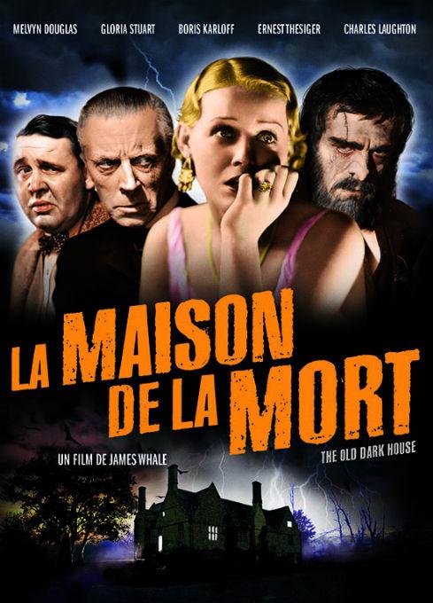 LA MAISON DE LA MORT STF