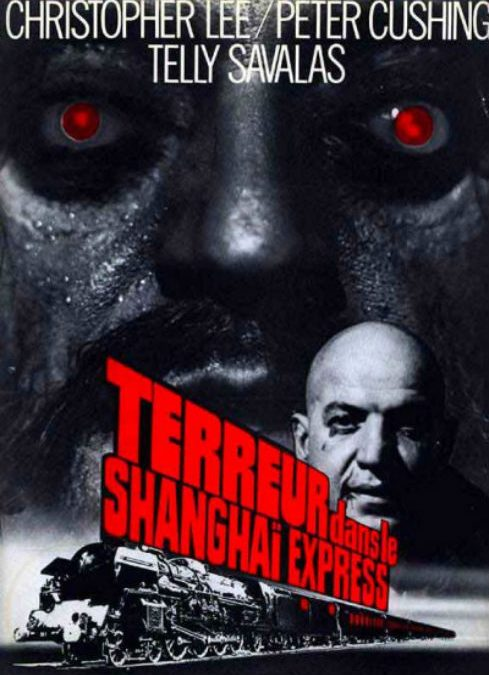TERREUR DANS LE SHANGHAI EXPRESS