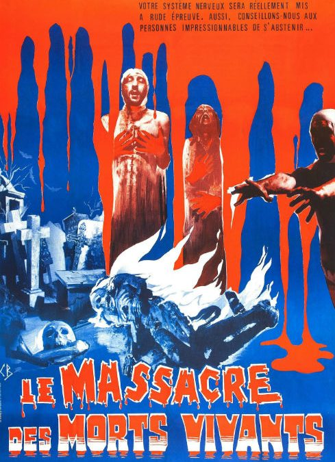 MASSACRE DES MORT-VIVANTS